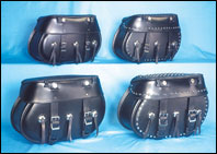 Rendezvous Saddlebags
